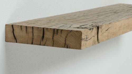 Wandplank oud hout Wagonplank Eiken tot 80 cm breed